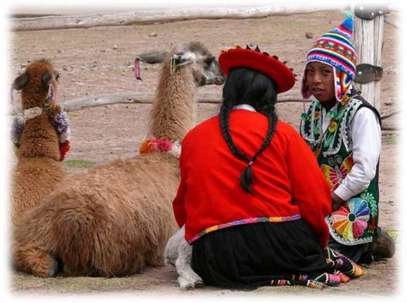 Da qui la vista domina la valle ti fa pensare a come gli Inca si sentissero  padroni del mondo e vicino ai loro dei da quassù 195bedcb98bb