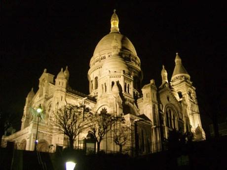 una passeggiata a parigi Mini-sacrocuore