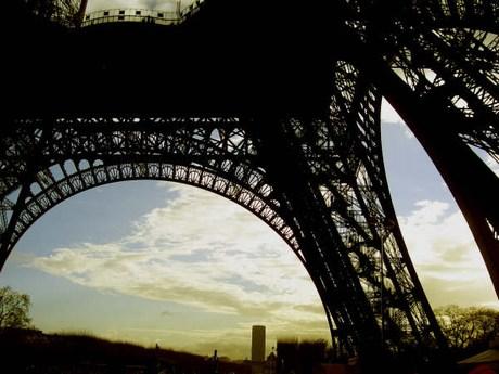 una passeggiata a parigi Mini-torre